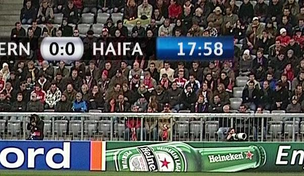 Beispiel im 1080i HDTV-Format
